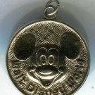 WALT DISNEY WORLD (ORLANDO, FL) MICKEY MOUSE CHARM / GOLD VERMEIL OVER STERLING