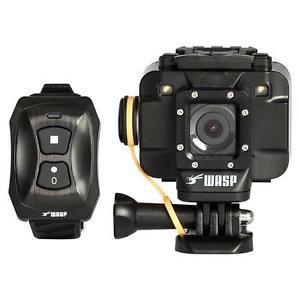 SPORTSCAM CAMERA WIRELESS REMOTE WI-FI LCD SCREEN WATERPROOF ACTION TACT WASP