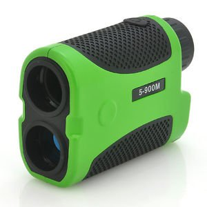Rangefinder Laser Distance 5 to 900 Meters Golf Hunting Sports Auto Power Off