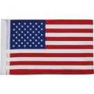 AMERICAN FLAG MOTORCYCLE REPLACMENT USA 3 PIECES