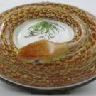 LIMOGES SNAKE COILED SIGNED FRANCE PORCELAIN PEINT MEIN RETIRED VINTAGE RARE