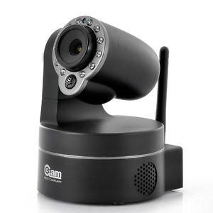 CAMERA IP INTERNET PLUG PLAY PAN TILT MOTION NIGHT SMARTPHONE AUDIO 12M WARRANTY