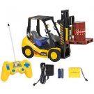 RC FORKLIFT LIGHTS 6 CHANNEL FAST MOVING REMOTE CONTROL ELECTRIC WITH BATTERIES