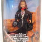 BARBIE #3 DOLL HARLEY DAVIDSON COLLECTION ALL MOTORCYCLE FEISTY AND NEW IN BOX