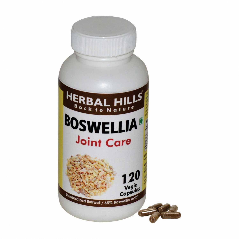 Shallaki Boswellia Serrata 120 Vegie Capsules