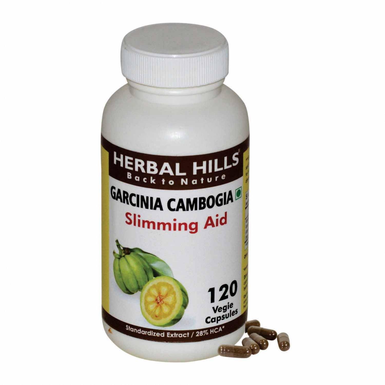 Garcinia Cambogia 120 Vegie Capsules