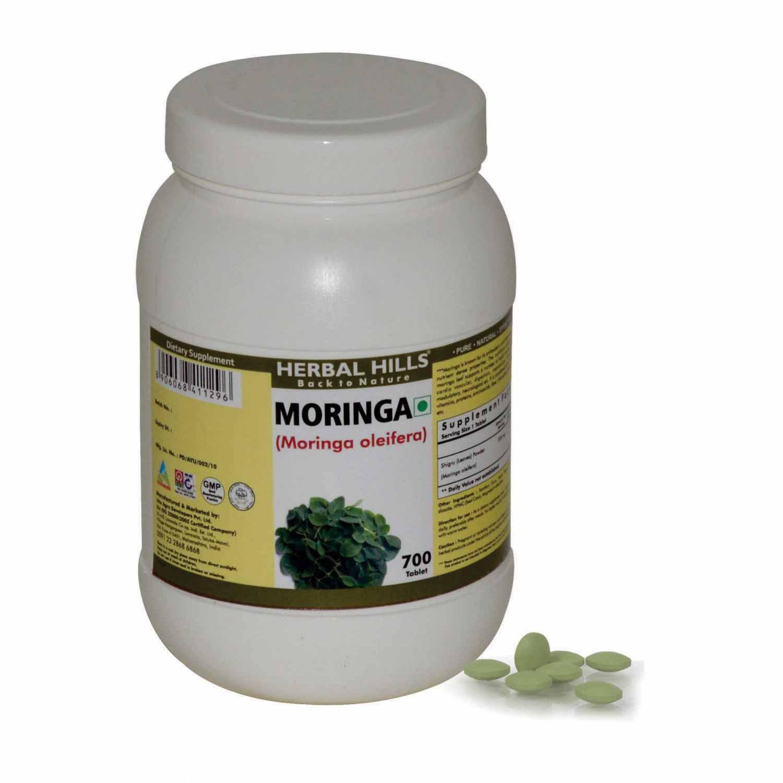Moringa moringa oleifera 700 Tablets