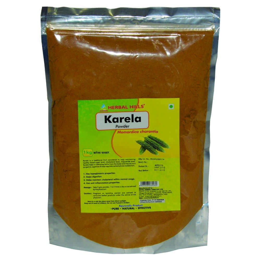 Karela Momordica charantia Powder - 1 kg