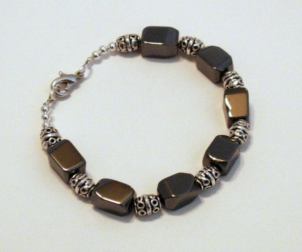 Hematite Bracelet   SRAJD