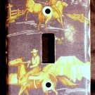 Cowboys Light Switch Plate Cover