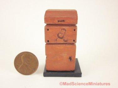 Miniature Cthulhu Artifact Idol D141 Dollhouse 1:12 Scale H P Lovecraft Weird Spooky Horror