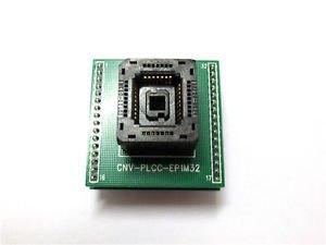 Programming Socket Adapter PLCC32 to DIP32 PLCC32-DIP32 professional ZIF adapter