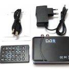 USB 2.0 Digital Dvb-s Satellite Tv Tuner Recording Hdtv Box for Pc Notebook