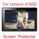 4pcs Clear Screen Protector Film Cover For Lenovo IdeaTab A7600 A10-70 10.1""
