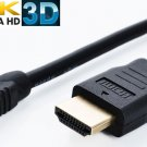 HDMI Type A to Type C AV TV 1080P Mini HC-E1 Cable Cord Lead f Nikon DSLR Camera