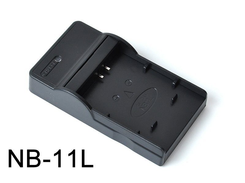 Micro Battery Charger for Canon PowerShot A3400IS A3500IS A4000IS A4050IS Camera