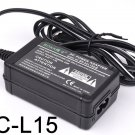 AC/DC Battery Power Charger Adapter For Sony Camcorder AC-L15 A AC-L15B AC-L15C