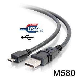 USB Dta Sync Transfer 2.0 Micro USB B HDD Cable Cord Lead Wire f/ WD My Passport