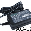 AC/DC Battery Power Charger Adapter For Sony Camcorder AC-L25 A AC-L25B AC-L25C