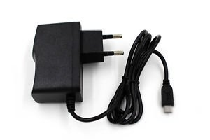 """EU 2A AC/DC Wall Power Charger Adapter For Siemens Gigaset QV830 8"""" Tablet"""
