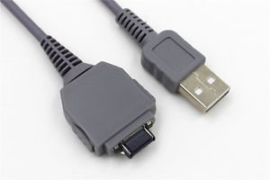 USB Data Sync Cable Lead for Sony Cyber-Shot DSC-F88, T200, T300, T700, TX1, W50