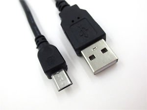USB DC Charger Data Sync Cable Cord Lead For HP Slate 7 2800 2801 Android Tablet
