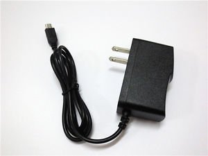 2A AC/DC Wall Charger Power Adapter Cord For Kurio 7s #96125 C13000 Kids Tablet