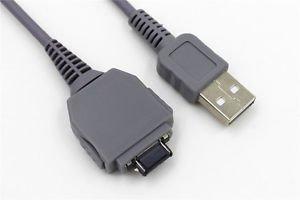 USB DATA CABLE CORD FOR SONY CYBERSHOT DSC-T700 DSC-W80 DSC-W55