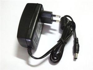 AC Power Adapter wall Charger 18V 1.5A CCTV Camera Power Supply EU Plug DC 5.5mm