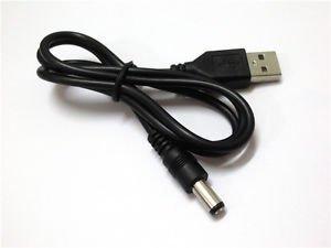 USB DC Power Adapter Cable Cord For Andoer CS918 KODI XBMC TV BOX