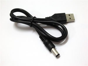 USB DC Power Adapter Cable Cord For Linksys WVC54GCA