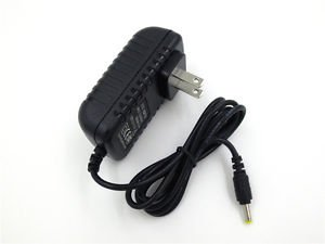 AC/DC Power Charger Adapter For Sylvania Portable DVD Player SDVD8738 SDVD8747