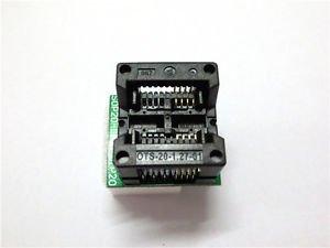SOP8 to DIP8 Programmer adapter Socket Converter for SOP8 Wide 200mil