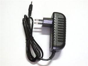 EU AC/DC Wall Charger Power Adapter For Mach Speed Trio Stealth Pro 9.7 C Tablet