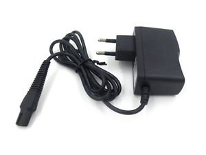 EU AC/DC Power Adapter Charger Cord for Braun 3 Series 380S-4 Wet and Dry Shaver
