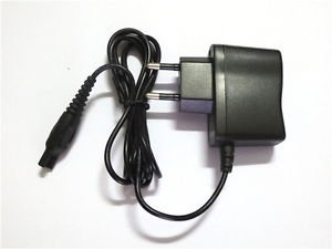 EU AC Power Adapter Charger For Philips Norelco QC5345, QC5340, QC5360, QC5370