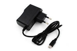 EU 2.5A AC/DC Power Adapter For Funlux 720P HD Wireless IP Security Camera