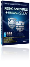 Award-winning Antivirus & Firewall 3 Users License