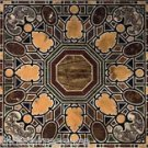 6'x3' Black Marble Table Top Scagaliola Very Fine Real Pietradure Home Décor Art