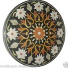 Size 2'x2' Marble Center Coffee Table Top Hakik Marquetry Mosaic Home Decor H945