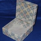 Marble Multi Design Jewelry Box Trinket Handmade Marquetry Home Decor Gifts Art