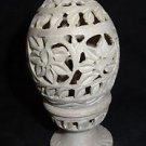 Marble Candle Holder Lamp Color Hand carved Aroma Lamp Home Decorative