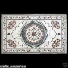 White Coffee Dining Table Top Pietra Dura Handmade Home Decor Art Of Inlay Gifts