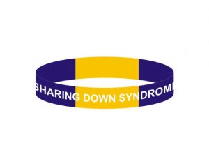 Sharing Down Syndrome Bracelet
