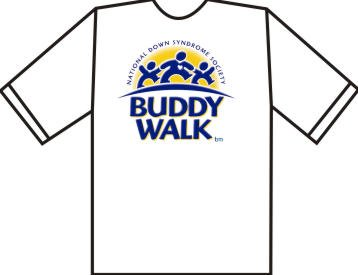 Buddy Walk T's