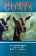 All About Goats by Lois Hetherington