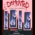 DEMENTED 1980 DVD