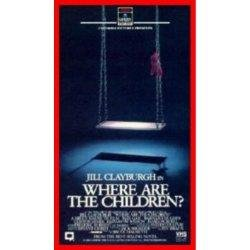 WHERE ARE THE CHILDREN- DVD