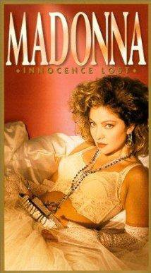 Madonna True story Innocence Lost 1994 DVD