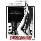 DERANGED 1974 DVD